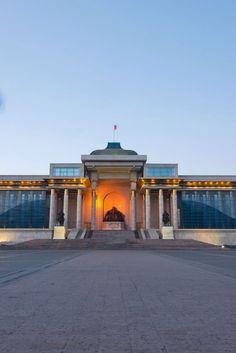 Mongolia - parlament