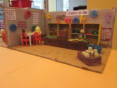 Het letter en cijferwinkeltje 02  verteltafel   Nutsschool Maastricht