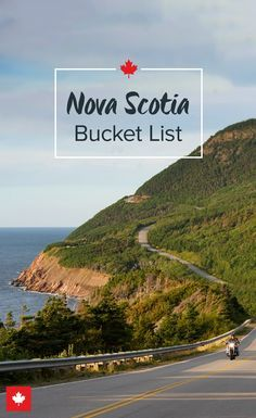 10 Things You Can't Miss in Nova Scotia If Canada's Nova Scotia wasn't already on your vacation bucket list, this should do the trick. The Atlantic province holds so much [& East Coast Travel, East Coast Road Trip, Prince Edward Island, Alberta Canada, Ottawa, British Columbia, Nova Scotia Travel, Visit Nova Scotia, East Coast Canada