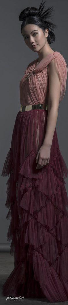 Isabel Sanchis - FW 2016-17