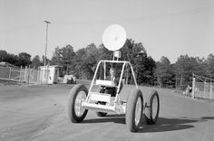 Lunar rover lost... and found: NASA moon buggy saved by scrap dealer | collectSPACE