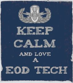for my SR EOD tech fans..