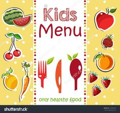 decoration for kids restaurant - Google Search