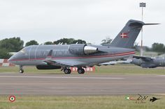 BOMBARDIER CHALLENGER CL-604 RDAF
