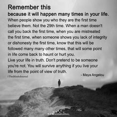 Remember This Because It Will Happen Many Times In Your Life - https://themindsjournal.com/remember-this-because-it-will-happen-many-times-in-your-life/