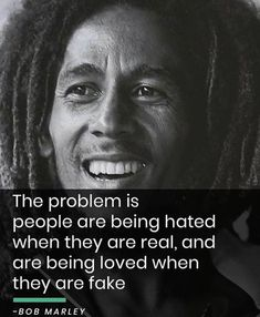 Do you agree with Bob Marley? Tag a friend. Quotable Quotes, Wisdom Quotes, Quotes To Live By, Me Quotes, Motivational Quotes, Inspirational Quotes, Real People Quotes, Mommy Quotes, Fake People