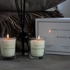 Biggie Best Diffuser & Candle Collection
