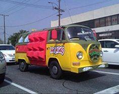 No big deal, just the best van ever