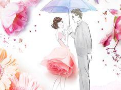 ilustração com flores7