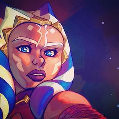 The Star Wars Fanzine dropped for pre-order today, so here's a little sneak peek of my piece for it! All profits are donated to FORCE FOR. Star Wars Rebels, Star Wars Clone Wars, Star Trek, Star Wars Characters, Anime Characters, Jedi Meister, Ahsoka Tano, Star Wars Fan Art, Anakin Skywalker