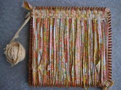 Weaving on Small Looms | Fiber Art Reflections