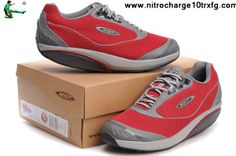 Buy Latest Listing MBT Kimondo Shoes Red Casual shoes Shop