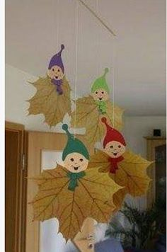 Discover recipes, home ideas, style inspiration and other ideas to try. Fall Arts And Crafts, Autumn Crafts, Fall Crafts For Kids, Nature Crafts, Kids Crafts, Art For Kids, Diy And Crafts, Paper Crafts, Safari Decorations