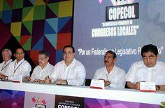 Mexico Los gobiernos locales contribuimos a la gobernabilidad de la Nación: Javier Duarte