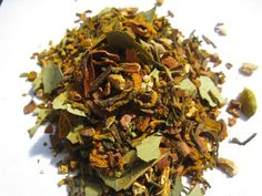 Organic Turmeric Chai Tea