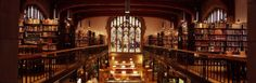 The Frederick Ferris Thompson Memorial Library, the main library building at Vassar College in Poughkeepsie, New York.