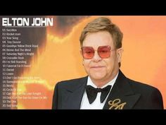 Elton John Best Songs - Best Rock Ballads 80's, 90's | The Greatest Rock Ballads Of All Time - YouTube Mirrored Sunglasses, Mens Sunglasses, Best Rock, Still Standing, Best Songs, All About Time, Dancer, Film, Youtube