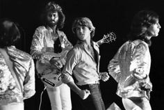 Gibb brothers 4 - Barry, Robin, Maurice and Andy...