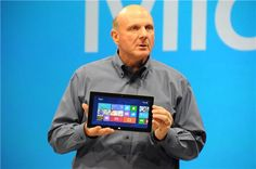 Microsoft breaks tradition with Surface tablets