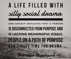 I just have to share this incredible tip from my business partner Travis.  This is so important and I couldn't agree more.   So many people get so tied up in their drama that they lose focus and ultimately their purpose.  Leadership 101: Don't air your dirty laundry on social media. If something is bothering you take it up with that person directly. When we take offense to something that is our own problem chances are the people who offended us don't even know about it! So why put all that…