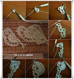 Loni v květnu jsem zde vkládala háčkované ptáčky,moc se mě Crochet Home Decor, Crochet Art, Cute Crochet, Irish Crochet, Crochet Motif, Crochet Designs, Crochet Doilies, Crochet Flowers, Crochet Toys