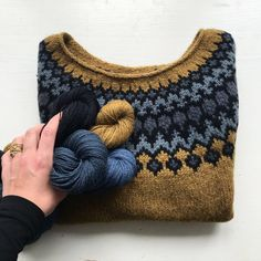 Image of Treysta Sweater Kit