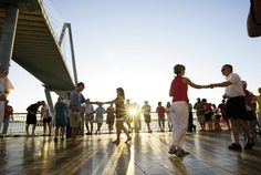 The Shag: South Carolina's State Dance