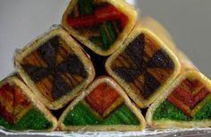 Kek Lapis Sarawak recipe
