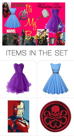 """It's my birthday!"" by wannabefamous212 ❤ liked on Polyvore featuring art"