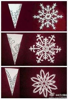 DIY Paper Medallions Miniaturized & DIY Paper Snowflakes Here To Beautify Your Holidays [Detailed Guide+Template]