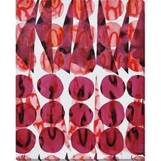 """Gallery Direct Coral & Wine Graphic Art on Canvas Size: 16"""" H x 13"""" W"""