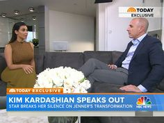 Kim Kardashian Shares Support for Bruce Jenner but Admits Transition Has Been an 'Adjustment' for the Family http://www.people.com/article/kim-kardashian-west-today-interview-bruce-jenner
