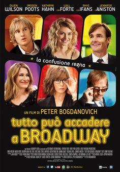 Tutto può accadere a Broadway, il film di Peter Bogdanovich con e Imogen Poots e Jennifer Aniston. Dal 29 ottobre al cinema.