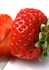 Extract DNA from strawberries in this lab activity for grades 8 & 9 or lifelong learners.