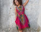 Dress from Gambia - Addis Abeba
