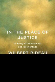In the Place of Justice    Designer: Carol Devine Carson  Photographer: Christine Rodin  Typeface: Gotham