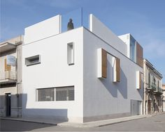 A Minimal Block House By Moramarco + Ventrella – iGNANT.de