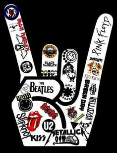 LEGIÃO DO ROCK AND ROLL: LET'S ENJOY ROCK AND ROLL !!!!!