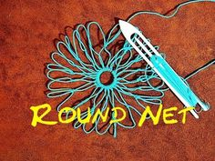 Rope Knots, Macrame Knots, Crab Net, Net Making, Cast Nets, Net Bag, Paracord Projects, In Case Of Emergency, Filets