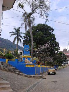 Parque a la Madre, Jericó Antioquia Colombia