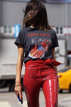 Get Your Street Style Fix Straight From New York Fashion Week More