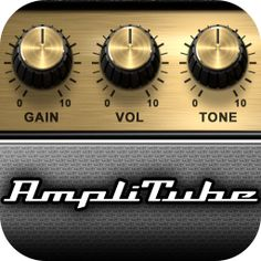 Amplitube Guitar Effects Features AudioBus Support