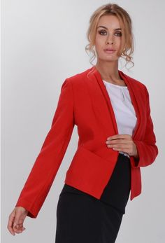 Sacou dama Adina Blazer, Jackets, Women, Fashion, Down Jackets, Moda, Women's, Fasion, Blazers