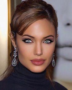 Angelina Jolie Now Celebrity Photos - Jayne Bice Angelina Jolie Now, Angelina Jolie Pictures, Gold Hair, Beautiful Celebrities, Beautiful Eyes, Most Beautiful Faces, Woman Face, Hair Beauty, Actresses