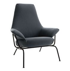 Wire Base Armchairs