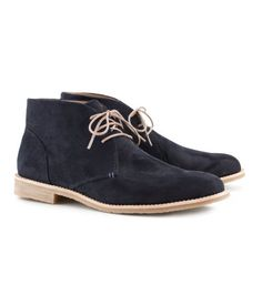 Shoes (shown in dark blue) [hm.com] $49.95