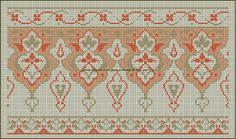 art nouveau cross stitch patterns borduurpatronen kruissteekpatronen