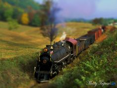 Great tilt shift photography by Meidy Tripusa Art