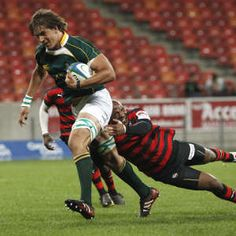 4 Eben Etzebeth - know he's raw, but no doubt in my mind that this kid is going to be huge, for many years to come - it's a shame that he and Elstadt are in the same region.with andries - turning into botha, matfield, rossouw Eben Etzebeth, Hot Rugby Players, Of My Life, Turning, Passion, Kid, Baseball Cards, Sports, Woodturning