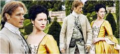 #outlander #jamiefraser #clairefraser #samheughan #caitrionabalfe #outlanderseries #outlanderstarz